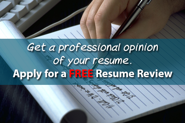 free resume review - Resume Review