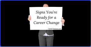 Signs You're Ready for a Career Change