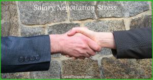 Salary Negotiation Stress